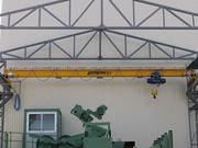 Как правильно выбрать мостовой кран для цеха или склада